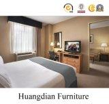 상업적인 나무로 되는 가구 호텔 침실 (HD1028)