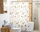 À prova de impressão a cortina do chuveiro-PVC tapete de banheiro