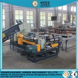 農業のHDPE LDPEのフィルムの2ステージの押出機のペレタイジングを施すライン
