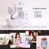 Naaimachine van de Fabriek van China de Mini Elektrische Draagbare voor Huishouden (fhsm-700)