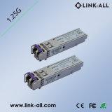 ricetrasmettitore di 1.25GB/S CWDM SFP (32dB) CWDM SFP con Ddmi