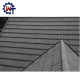 Долговечности цвета песка из алюминия цинка металлические пластины черепичной крышей
