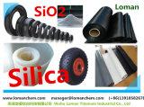 Preto de carbono branco quente da pureza elevada da venda/dióxido precipitado do silicone/silicone