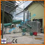 Máquina del refinamiento del petróleo crudo de la destilación fraccionada