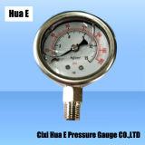 50mm en acier inoxydable durable compteur de pression