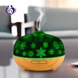 3D cristal difusor de aroma de aceite esencial de ultrasonidos