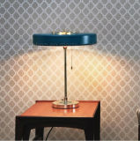 2017creative modernos decoram a lâmpada de tabela de alumínio do diodo emissor de luz da sala de visitas com Ce /UL