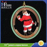 Arte caliente del metal del ornamento de la Navidad del producto del partido de la venta 2017