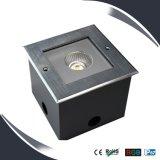 6W LED 지하 빛, 지면 - 거치된 점화, LED 갑판 빛
