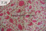 Связанная ткань тканья печатание бархата связанная тканью