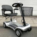 2018高齢者達の3車輪の移動性のスクーターのためのFoldable 500W 48Vの電気スクーター