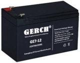 12V7.2ah UPS rechargeable scellé micro, ENV, batterie d'acide de plomb