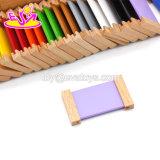 11 os mais quentes novos em tabuletas de madeira prées-escolar de 1 cor de Montessori dos materiais de ensino para as crianças W12f029