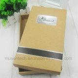 ロゴの印刷のClothersまたはソックスのための高いQualilty包装紙ボックス