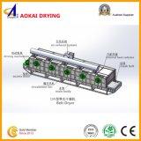 Máquina de secagem da correia nova para a fibra acrílica