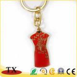Kleidung-Form-Shirt-Metallschlüsselkette