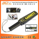 Neuer Metalldetektor-Sicherheits-Stab-Handmetalldetektor