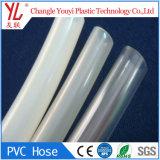 Flexible transparente de PVC de alta calidad de la manguera de agua