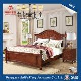 Руи Фу Xiang функции хранения данных большого дуба цвет размера кинг деревянные кровати с сертификатом FSC (B230)