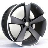 Изготовленный на заказ колесо япония участвуя в гонке колеса оправ для Audi