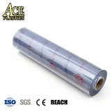 Touche de fonction/Flexibe Normal/Super//Verre en cristal clair film PVC de couleur pour l'imperméable