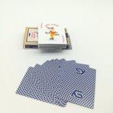 Calidad del casino de la impresión de la tarjeta de Oracle del póker de 54 juegos con la insignia animal Yh317