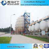 Refrigerant material do gás químico de Cyclopentane com pureza elevada
