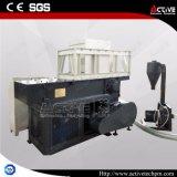 Máquina plástica de la desfibradora del solo eje para la venta