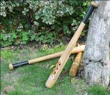 Nouveau Natual en bois massif batte de baseball