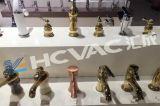 Sistema de la deposición de vacío de Rosegold PVD del oro del grifo del cuarto de baño de Brassware/de la pista de ducha, equipo del laminado del ion
