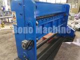 Cr-Stahlring-Ausschnitt-Maschine für den Schnitt des Blattes zur Länge