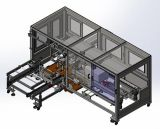 TUV Certificated Hot Melt Glue Case Forming Machine for Food Industry
