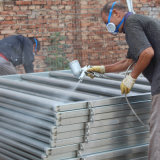 Los paneles de acero galvanizados resistentes del corral del ganado del ganado