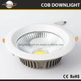 중국 LED 옥수수 속 Downlight 5W-30W x 시리즈