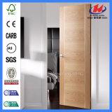 Дверь нутряного Veneer MDF деревянная полная (JHK-FC08)