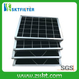 Gefalteter Filter betätigter Kohlenstoff Vor-Filter