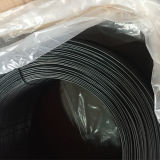 Черная обожженная бандажная проволока Gauge16