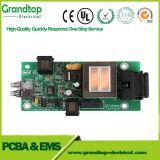 Доска PCB прототипа платы с печатным монтажом электроники для электроники