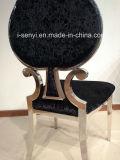 Acier inoxydable de meubles modernes dinant la présidence de banquet de présidence pour l'événement