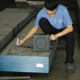 1.2080 barra lisa feita à máquina de aço da liga de Cr12 D3