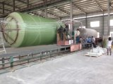 De vezel Versterkte Container van het Schip van de Tank van het Water FRP van Plastieken GRP