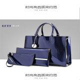 De nieuwe Handtassen van de Totalisator van de Vrouwen van het Leer van het Seizoen Blauwe