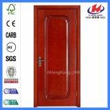 内部の木MDFの浴室の構築PVC木製のドア(JHK-P01)