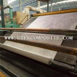 乳剤Eのガラス375GSMガラス繊維によって切り刻まれる繊維のマット