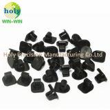 Het kleine CNC Plastic Materiaal CNC die van Vervangstukken in Massaproduktie machinaal bewerkt