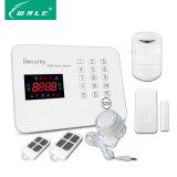 120-streken OEM/ODM GSM van de Veiligheid het Draadloze Systeem van het Alarm met het Comité van de Aanraking