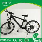 Bicicletas elétricas agradáveis do cruzador MTB da praia