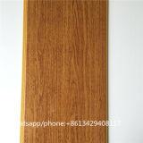 Feuille de grain du bois Panneau en PVC