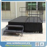 Rk bewegliches faltendes Stadium mit Treppe für Erscheinen/Leistung/Ereignis