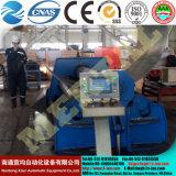 Macchina della laminazione dello strato dei 4 rulli/macchina piegatubi idraulica del rullo del piatto